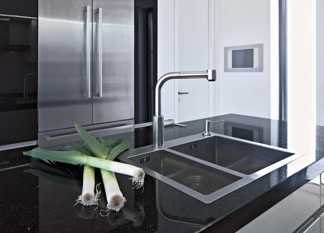 Residential building | Diemer Architekten | Germany contemporary-kitchen