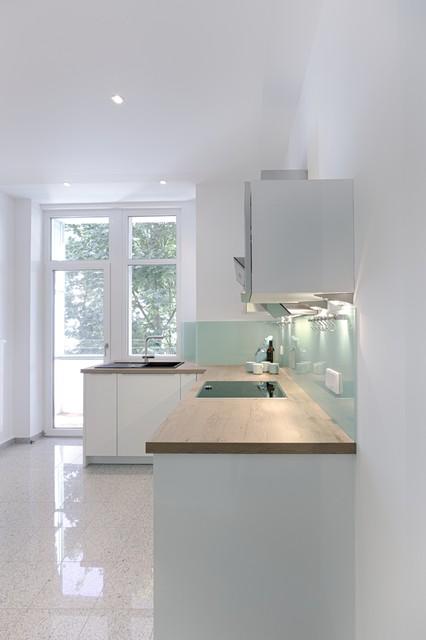 sanierung altbauwohnung stuttgart modern k che stuttgart von beck architekten. Black Bedroom Furniture Sets. Home Design Ideas