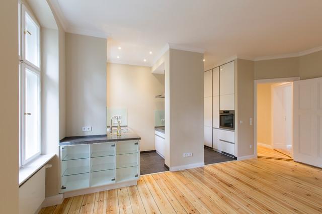 Sanierung und einrichtung altbauwohnung for Altbauwohnung modern einrichten