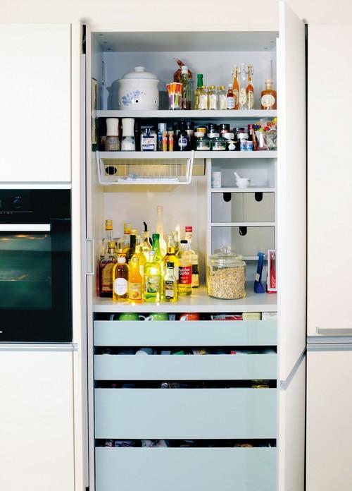 Vorratsschrank: Wie lagere ich meine Lebensmittel richtig? - Bild ...
