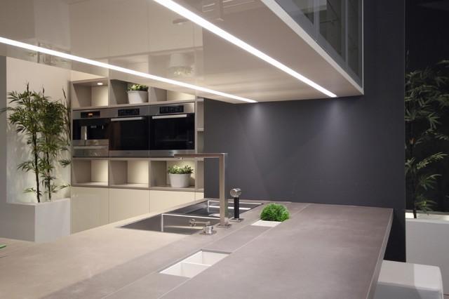 Showroom zelari de nuzzi espa a modern kitchen - Zelari de nuzzi ...