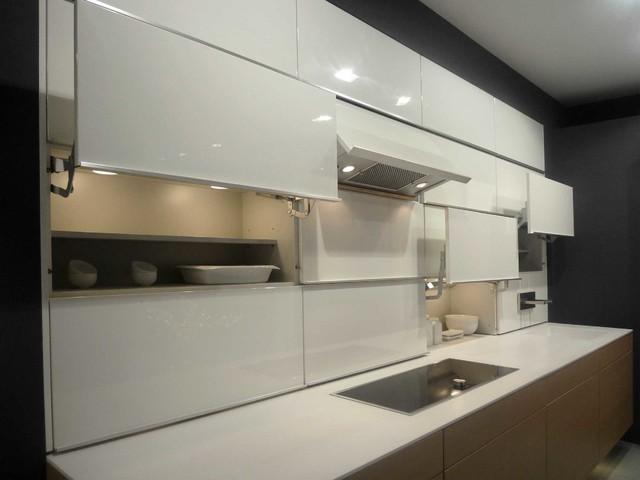Showroom zelari de nuzzi espa a moderno cocina - Zelari de nuzzi ...