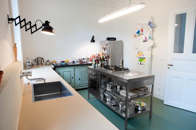 stadthaus in hamburg eklektisch k che hamburg von angela stein innenarchitektur. Black Bedroom Furniture Sets. Home Design Ideas