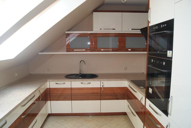Küche : küche dachgeschoss modern Küche Dachgeschoss Modern ...