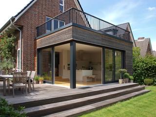 umbau einfamilienhaus gartenstadt alsterdorf hamburg. Black Bedroom Furniture Sets. Home Design Ideas