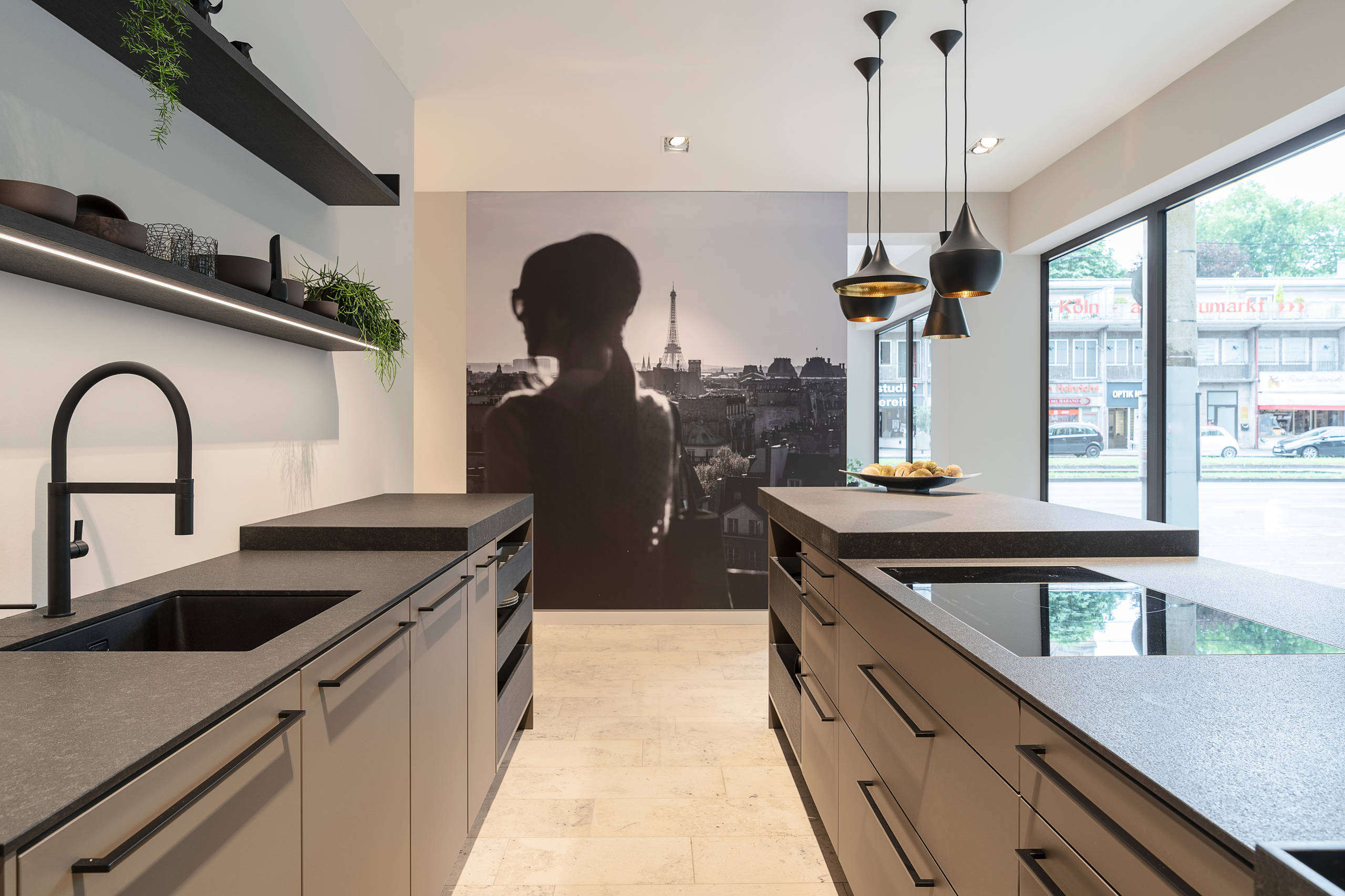 75 Beautiful Galley Open Concept Kitchen Pictures Ideas January 2021 Houzz