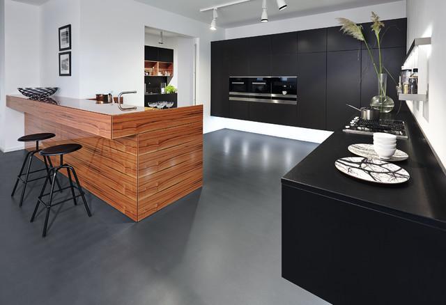 warendorf polished perfection asiatisch k che. Black Bedroom Furniture Sets. Home Design Ideas
