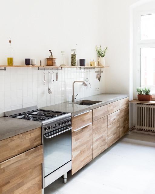 Kuche mietwohnung aufpeppen for Fliesenspiegel kuche verschonern