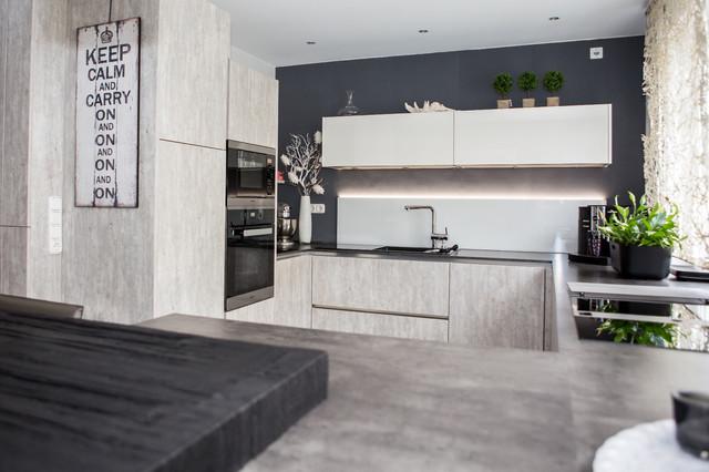 Wie Gegossen 1 - Modern - Küche - Frankfurt am Main - von ...