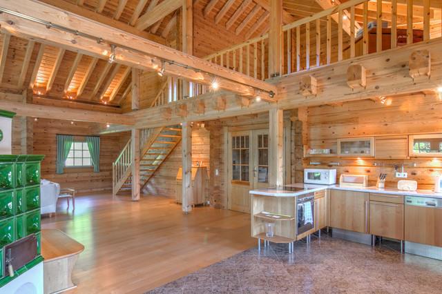 Wohnbereich | Galerie | Küche Rustikal Kueche