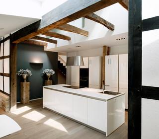 k che mit kochinsel ma e und grundriss richtig planen. Black Bedroom Furniture Sets. Home Design Ideas