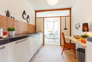 wohnung in bochum h ntrop modern k che dortmund. Black Bedroom Furniture Sets. Home Design Ideas