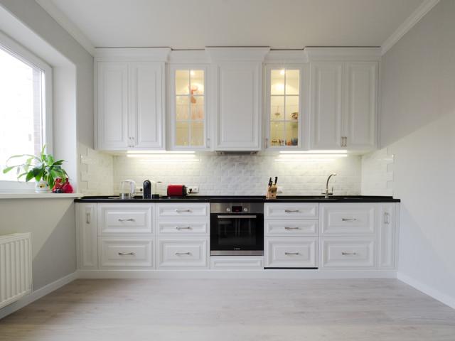 современная классика фото кухни