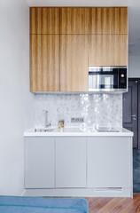 Все возможно: Как сделать удобной кухню скромного размера