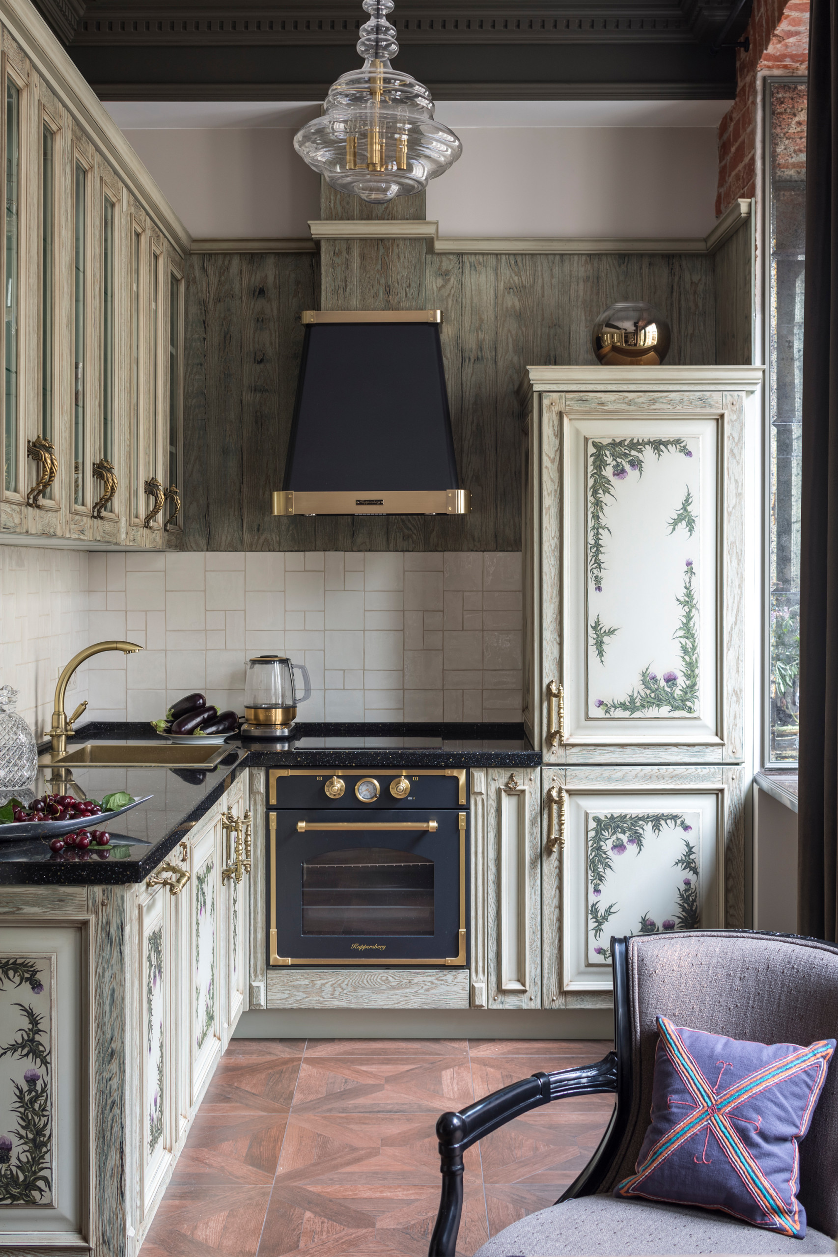 5 Beautiful Victorian Kitchen Pictures & Ideas - November, 5