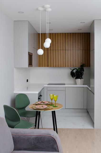 Kitchen Design 11x13 Room: Квартира на Пресненском валу