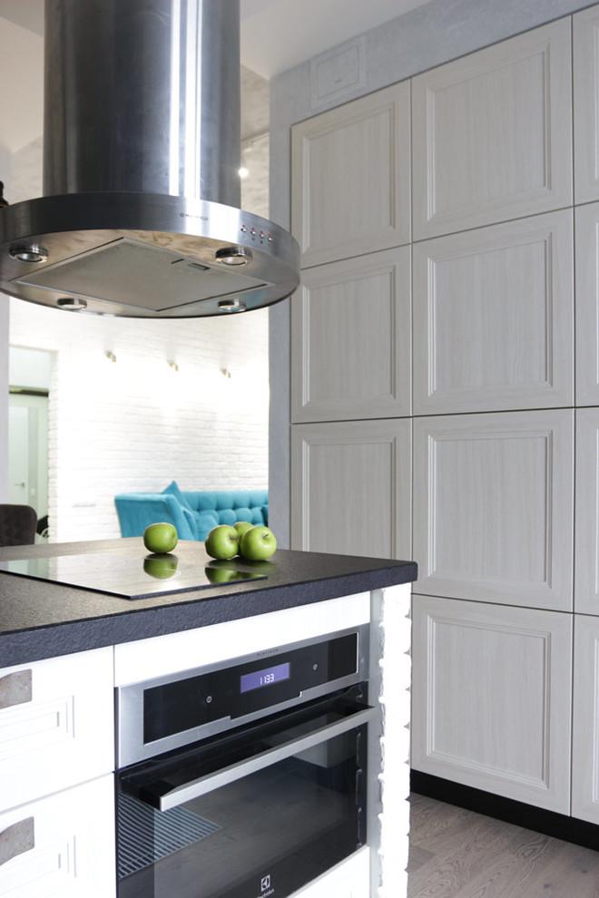 Новые идеи обустройства дома: маленькая кухня в современном стиле