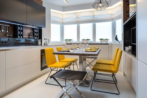 Кухня Black&White