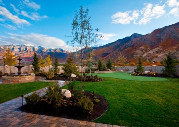09 - Alpine, Utah Residence traditional-landscape