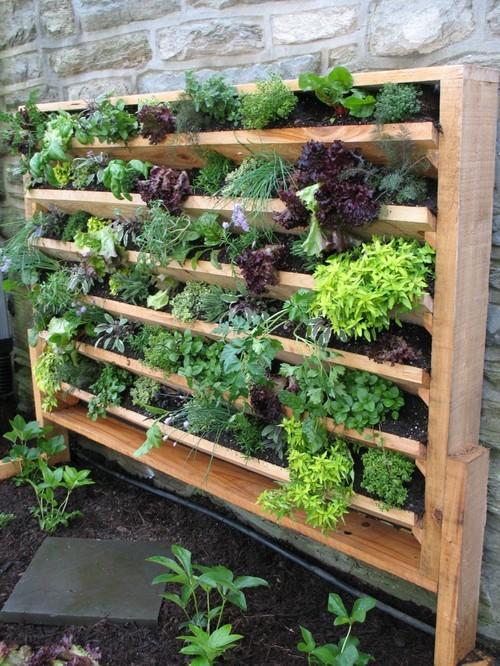 11 Jardinieres De Balcon Pour Cultiver Sur Les Murs