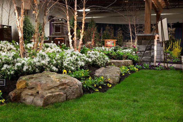 Landscaping Stone Harrisburg : Harrisburg garden show traditional landscape