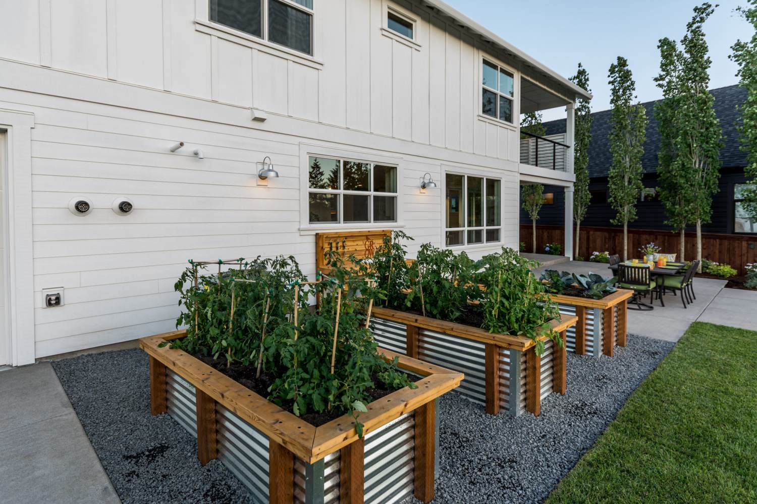75 Beautiful Farmhouse Landscaping Pictures Ideas March 2021 Houzz