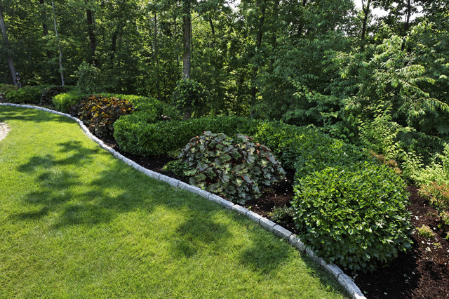Wooded Backyard Landscaping Pictures