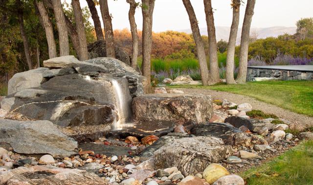 3xLucky Water Feature/Landscape contemporary-landscape