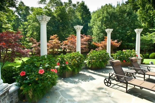 A Complete Renovation traditional-landscape