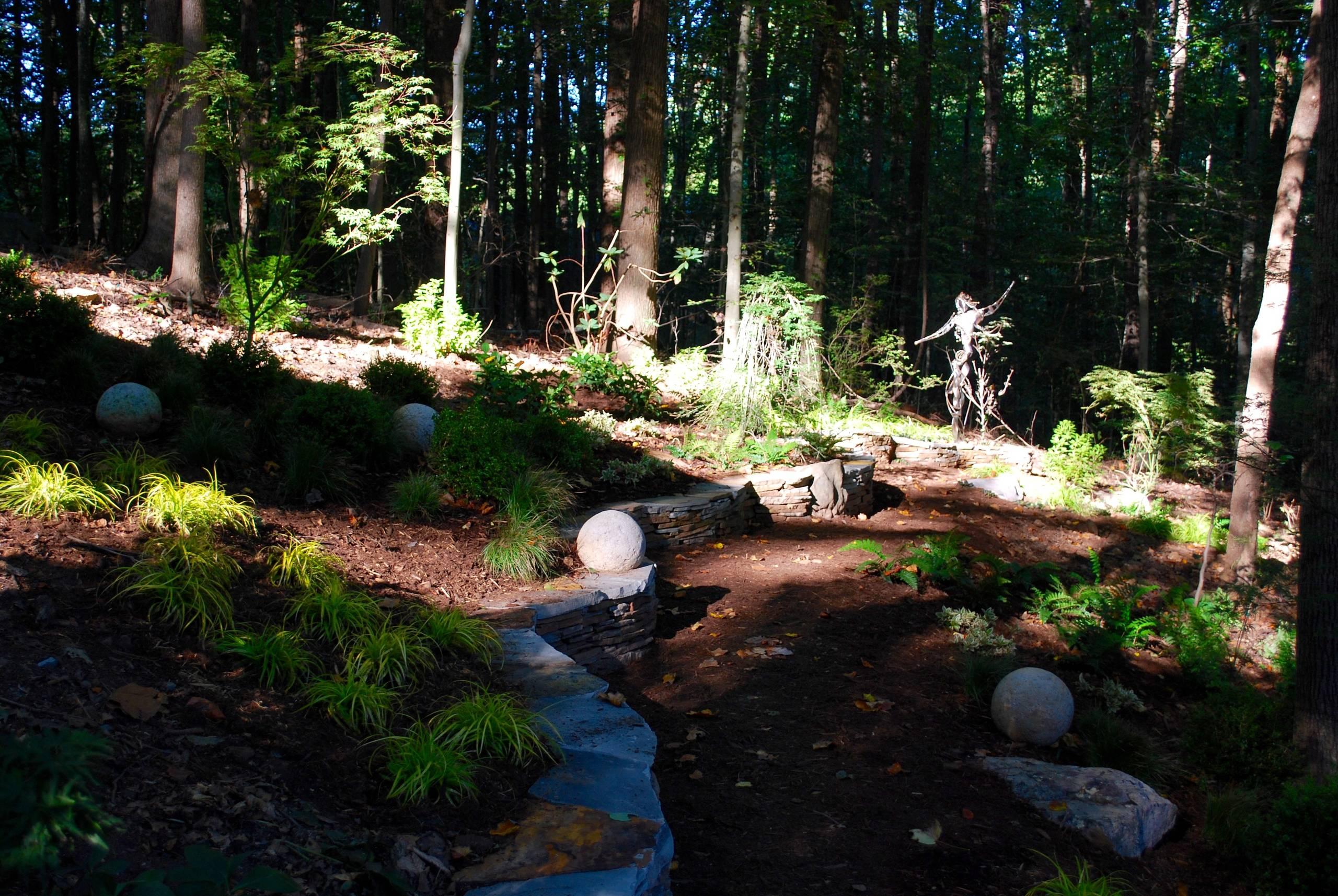A Garden That Celebrates Light