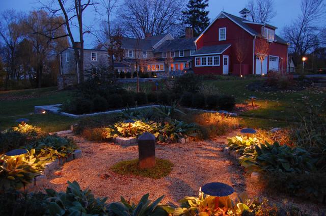 A Modern Farmhouse farmhouse-landscape