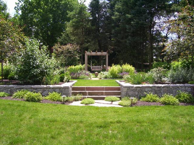 A Modern Farmhouse Country Garden