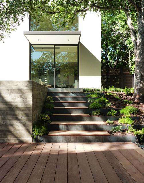 A Parallel Architecture midcentury-garden