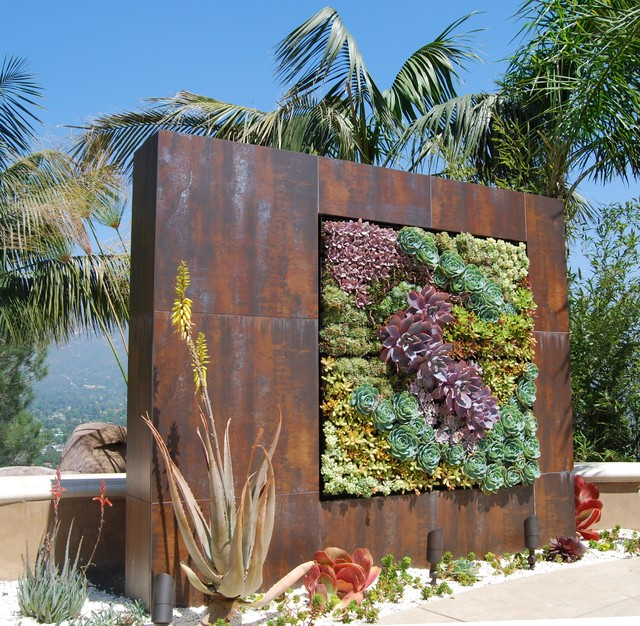 Inspiration For An Industrial Landscaping In Los Angeles