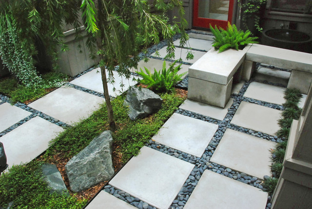 A Zen Garden In 225 Sq Ft