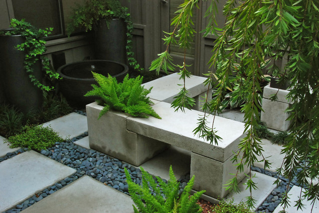 Garden Design: Garden Design With Philosophic Zen Garden Designs