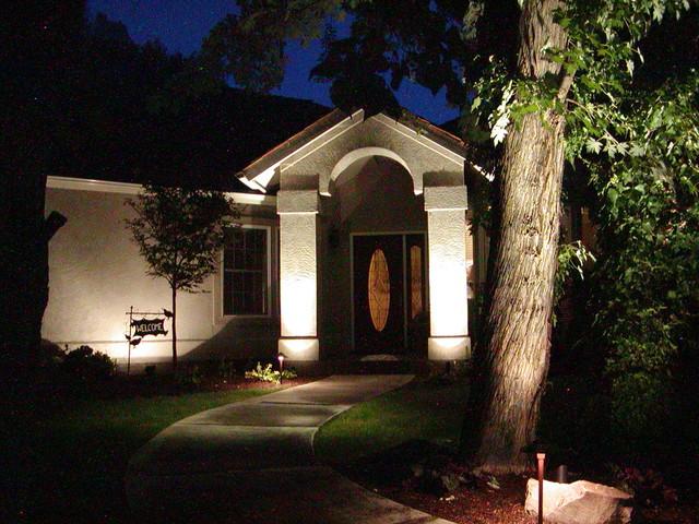 After Dark Lighting Portfolio traditional-landscape