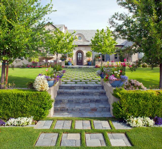 Aj design portfolio traditional landscape phoenix for Garden design portfolio