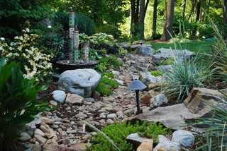 Creek Landscaping The Wow Factor