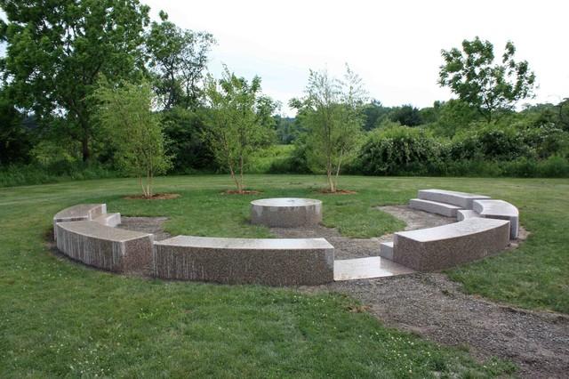 Alcott School Outdoor Clroomtraditional Landscape Boston Fisher Design Group