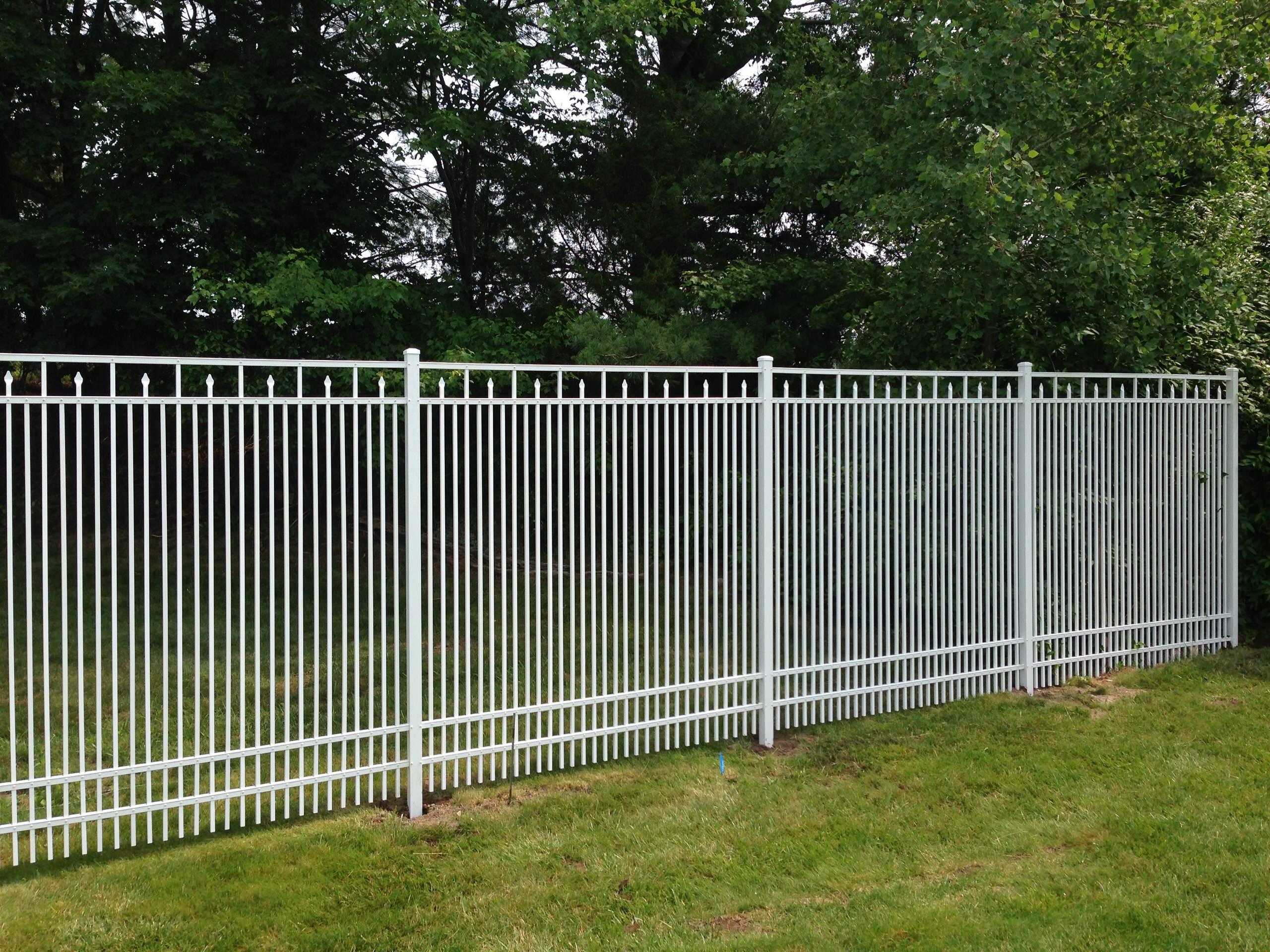 Aluminum Fence Houzz