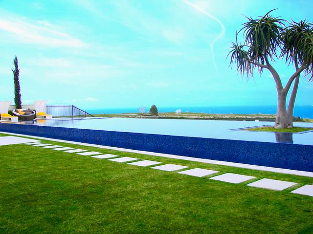 AMS Landscape Design Studios contemporary-landscape