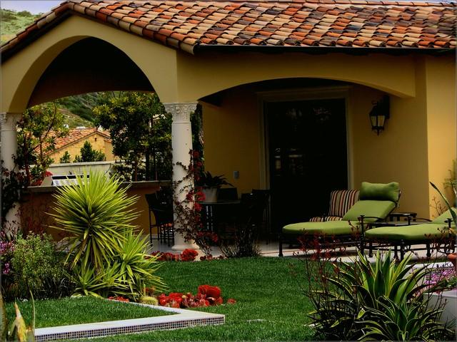 AMS Landscape Design Studios, Inc. eclectic-landscape