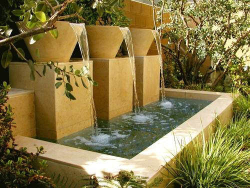 Mediterranean Landscape by Newport Beach Landscape Architects & Landscape Designers AMS Landscape Design Studios, Inc.