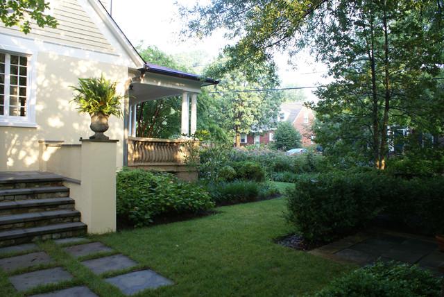 An Arlington Residence traditional-landscape