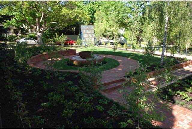 Backyard project here landscape design melbourne australia for Landscape design courses melbourne
