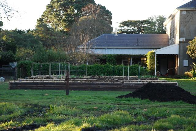 Andrew Renn Design. Beautiful gardens of Melbourne Australia traditional-landscape