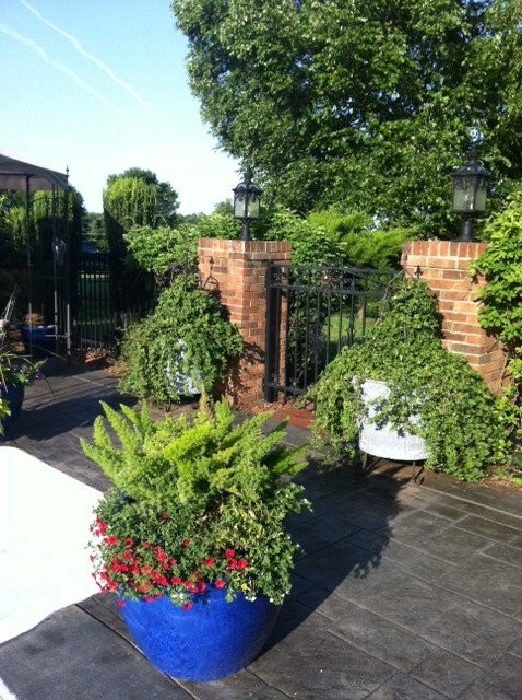 ANGELA'S OUTDOOR DESIGNS traditional-landscape