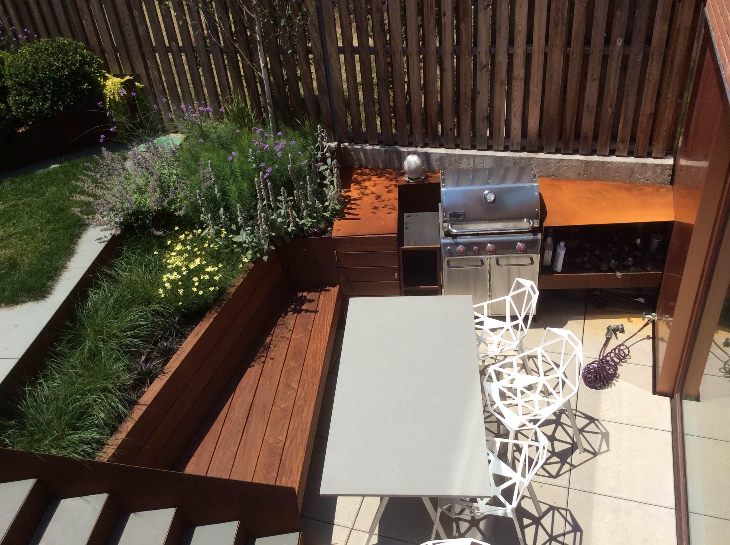 Angular Garden