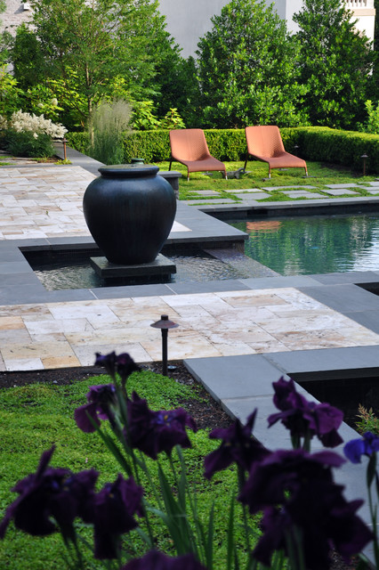 Anthony Cusat of McHale Landscape Design traditional-landscape